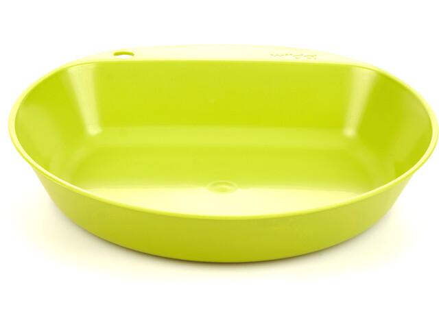 Wildo Camper Plate Deep - jaune
